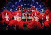 巴黎红磨坊Moulin Rouge歌舞表演+晚宴
