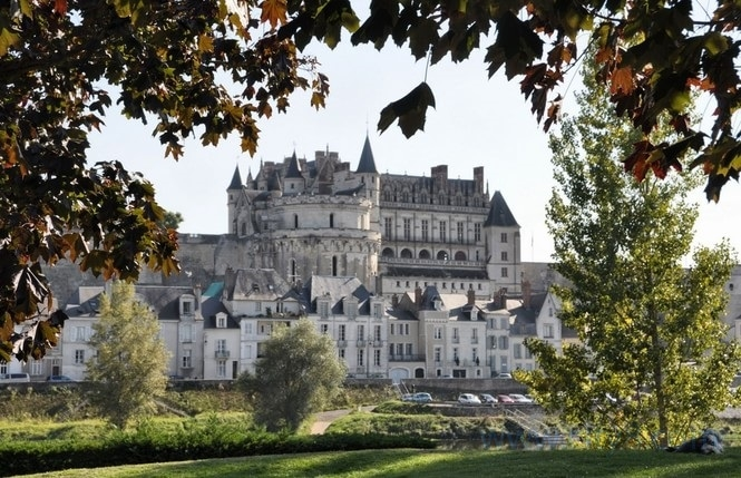 昂布瓦兹皇家城堡(Royal d'Amboise)