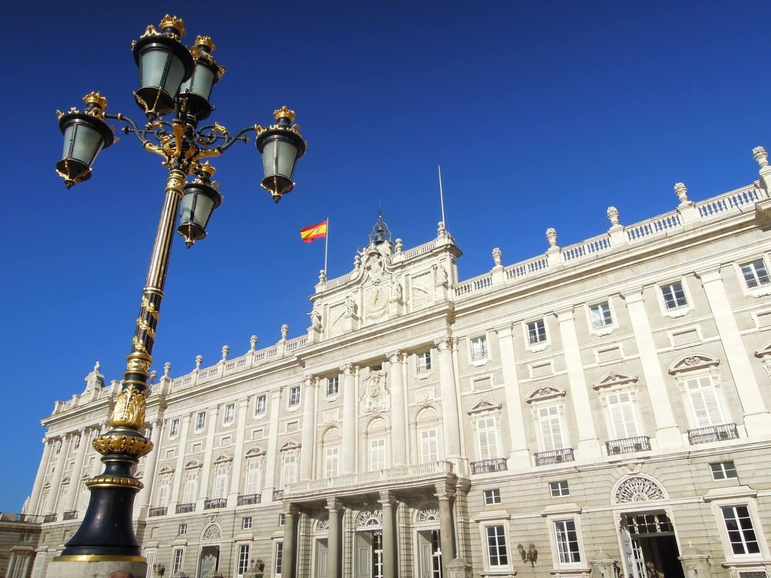 马德里大皇宫