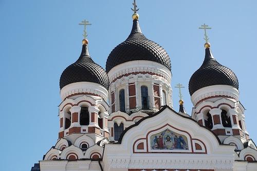 亚历山大•涅夫斯基主教座堂