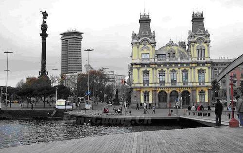 哥伦布广场