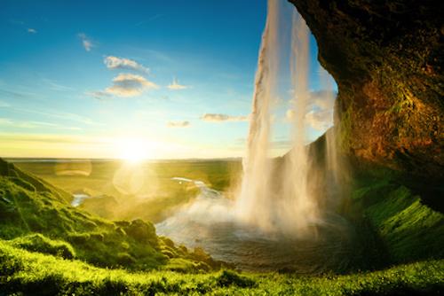塞里雅兰瀑布