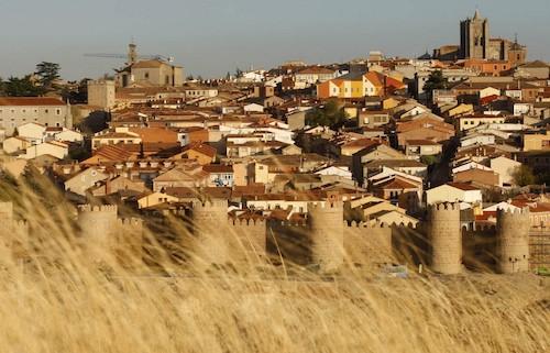 阿维拉城墙