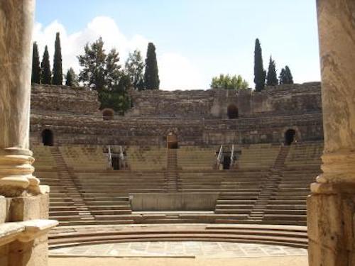 梅里达罗马圆形剧场