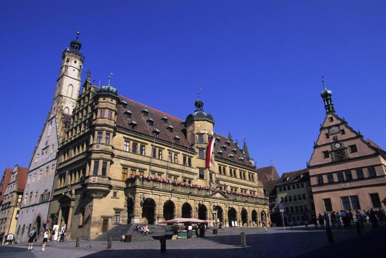 罗腾堡市政厅