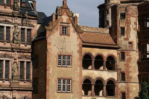 海德堡城堡