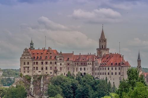 霍亨佐伦城堡