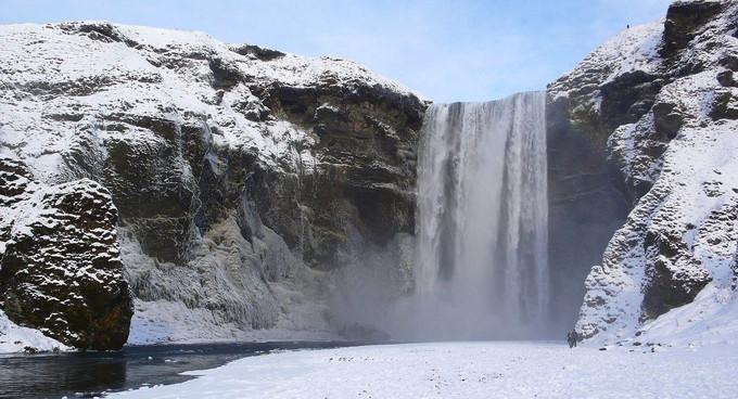 斯科加瀑布(1)