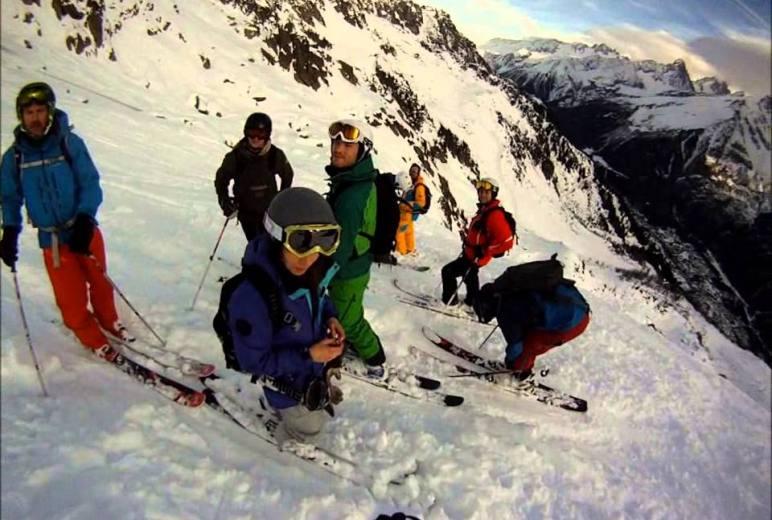2019圣诞滑雪季--ARGENTIERE  UCPA