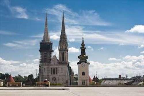 萨格勒布大教堂