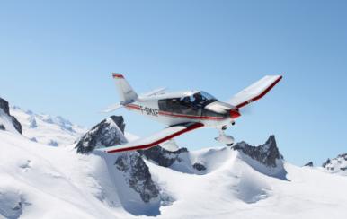 【风恬日暖荡春光】飞机游览勃朗峰,滑翔伞,阿尔卑斯山徒步,小木屋 , Segway   4天3晚活动