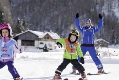 【2.9家庭滑雪|UCPA Les Contamines勃朗峰脚下最美滑雪胜地】7天6晚!名额有限!