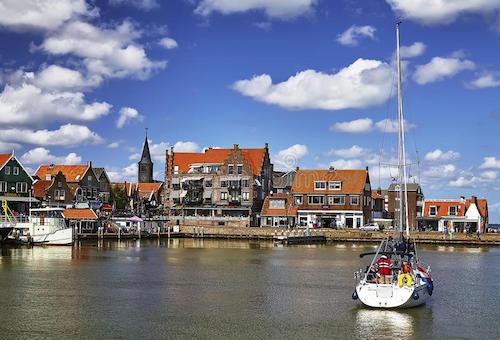 福伦丹,荷兰港口-82757901
