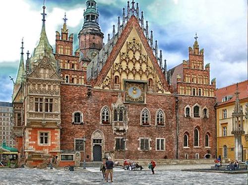 弗罗茨瓦夫市政厅