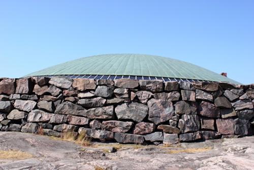 地下岩石教堂