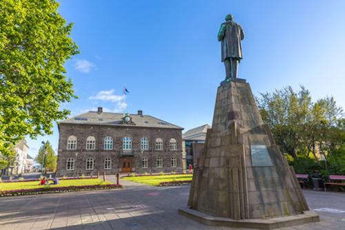 冰岛议会大厦