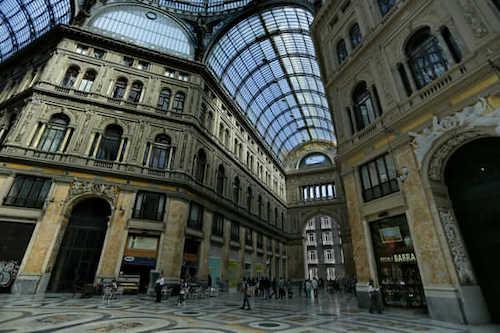 翁贝托一世拱廊街