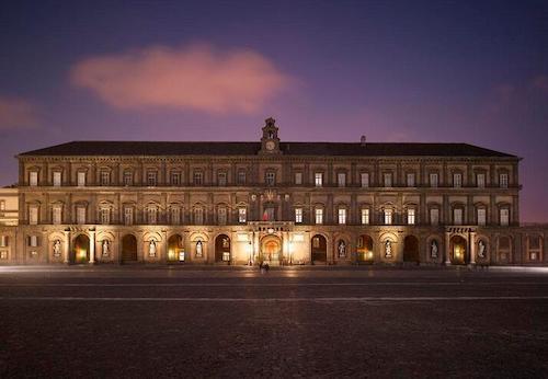 那不勒斯皇宫