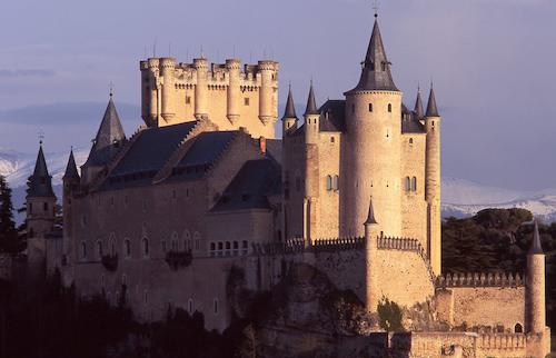 塞哥维亚城堡