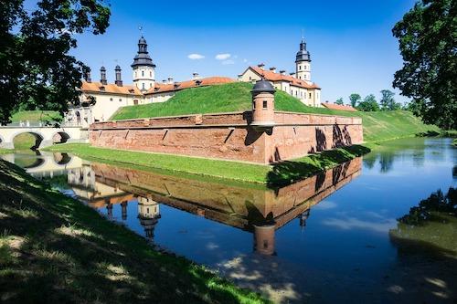 拉济维乌家族城堡建筑群