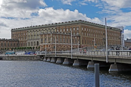 斯德哥尔摩皇宫