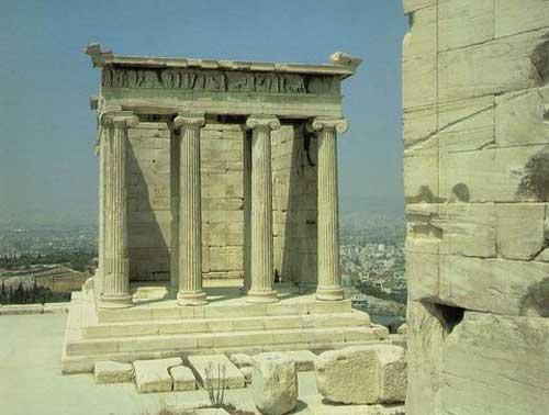 胜利女神雅典娜·尼基神殿