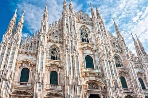 米兰大教堂门票导览
