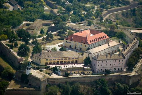 彼得罗瓦拉丁要塞