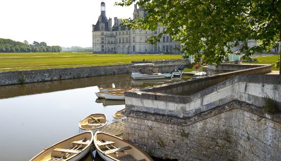 尚博尔城堡